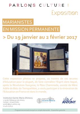 MARIANISTES  EN MISSION PERMANENTE