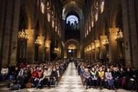 2. Notre Dame arrivee et celebration (12)