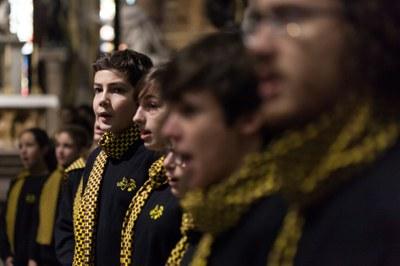2. Notre Dame arrivee et celebration (16)
