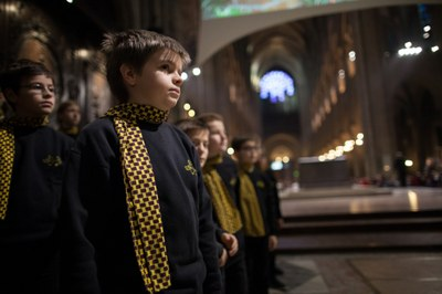 2. Notre Dame arrivee et celebration (17)