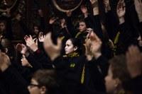2. Notre Dame arrivee et celebration (18)