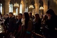 2. Notre Dame arrivee et celebration (24)