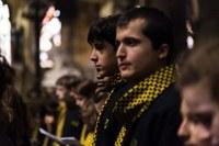 2. Notre Dame arrivee et celebration (35)