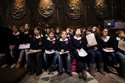 2. Notre Dame arrivee et celebration (6)