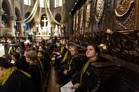 2. Notre Dame arrivee et celebration (8)