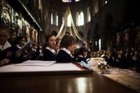 2. Notre Dame arrivee et celebration (9)